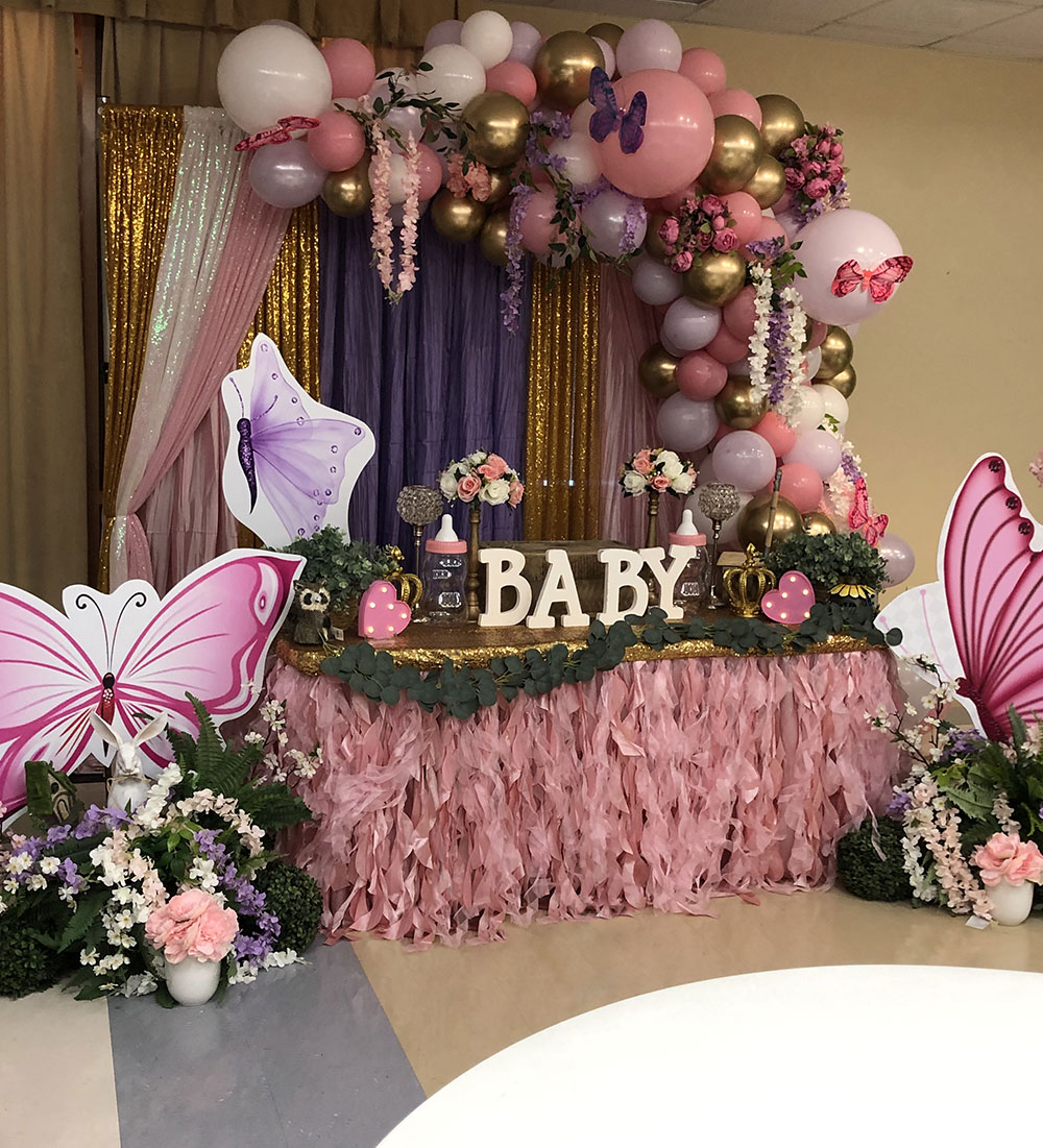 Christopher Hall - Baby Shower Event