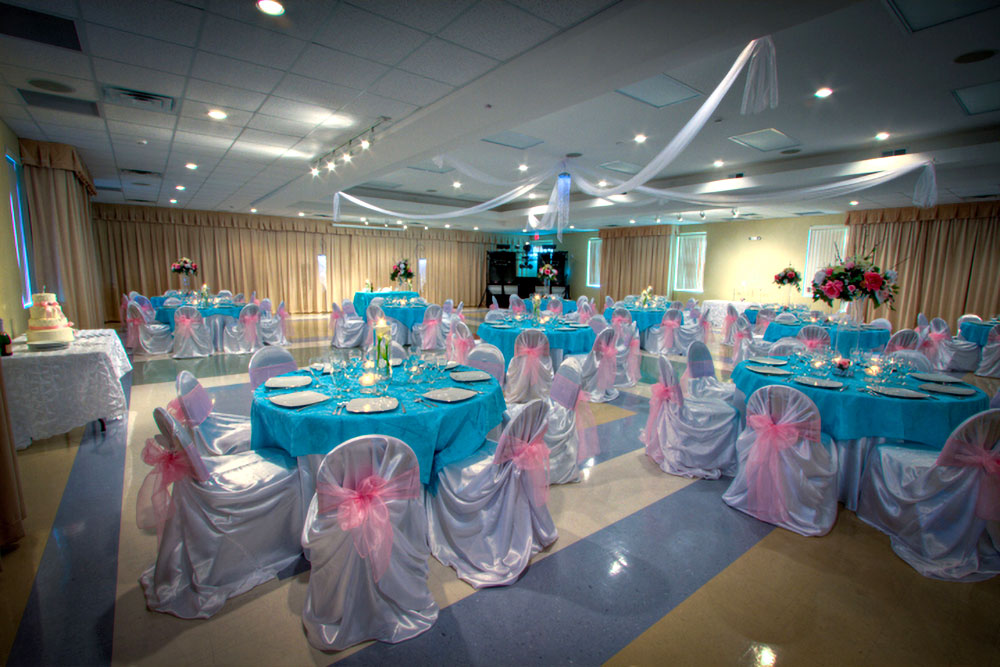 Christopher Hall - San Antonio - Events Hall