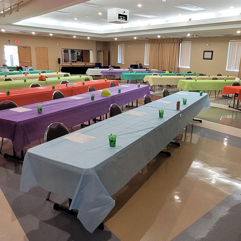 Christopher Hall Corporate Events in San Antonio