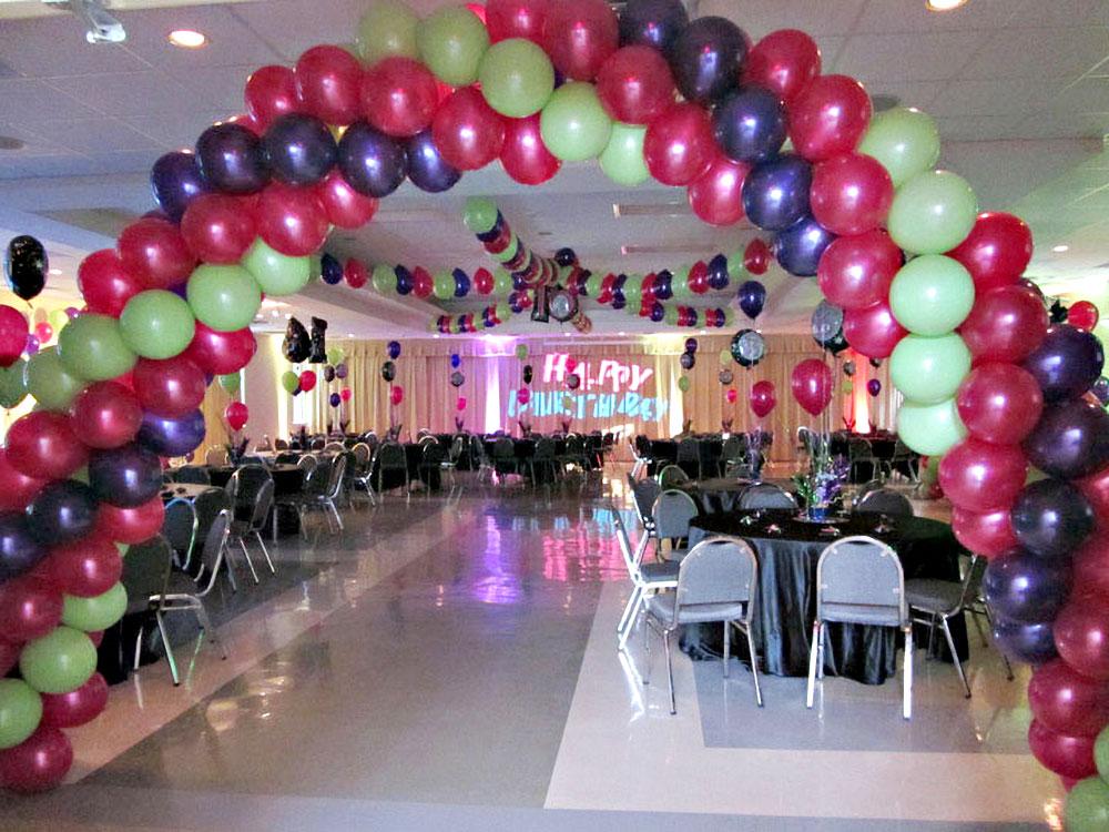 Christopher Hall Birthday Parties in San Antonio