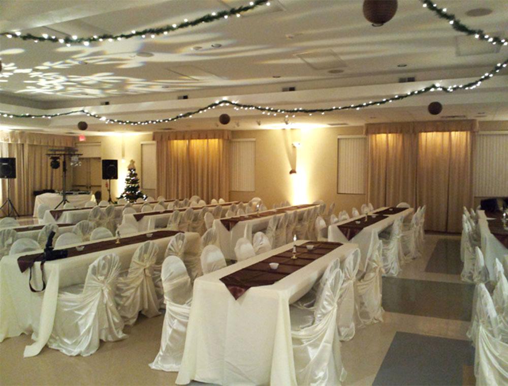 Christopher Hall Christmas Events in San Antonio