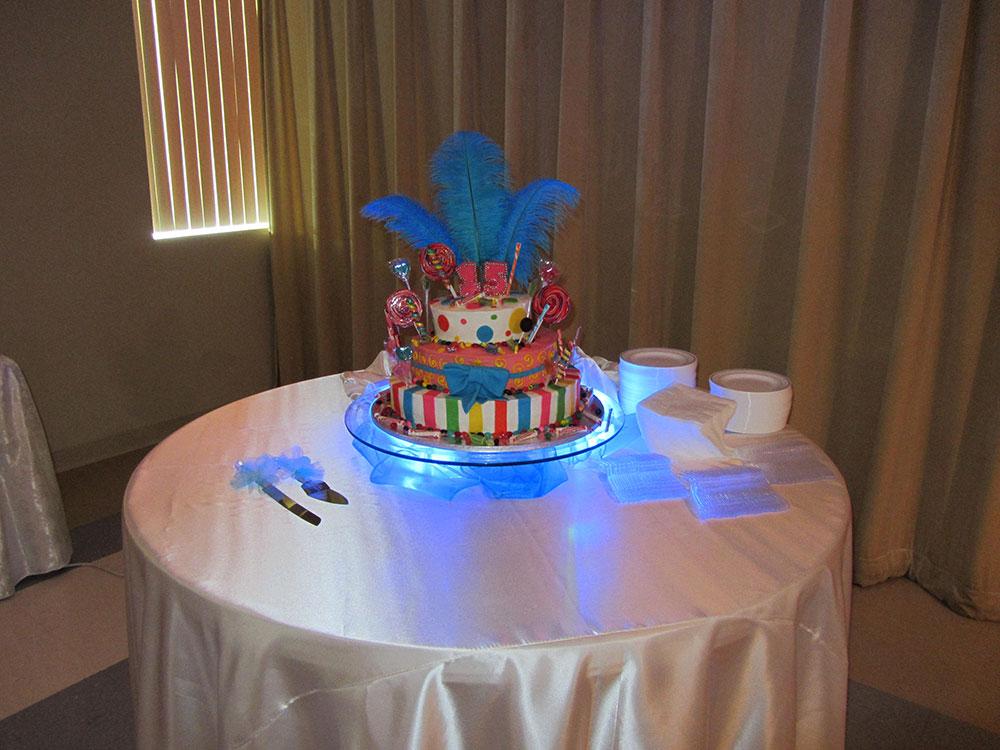 Christopher Hall Wedding Events in San Antonio - Choose your baker