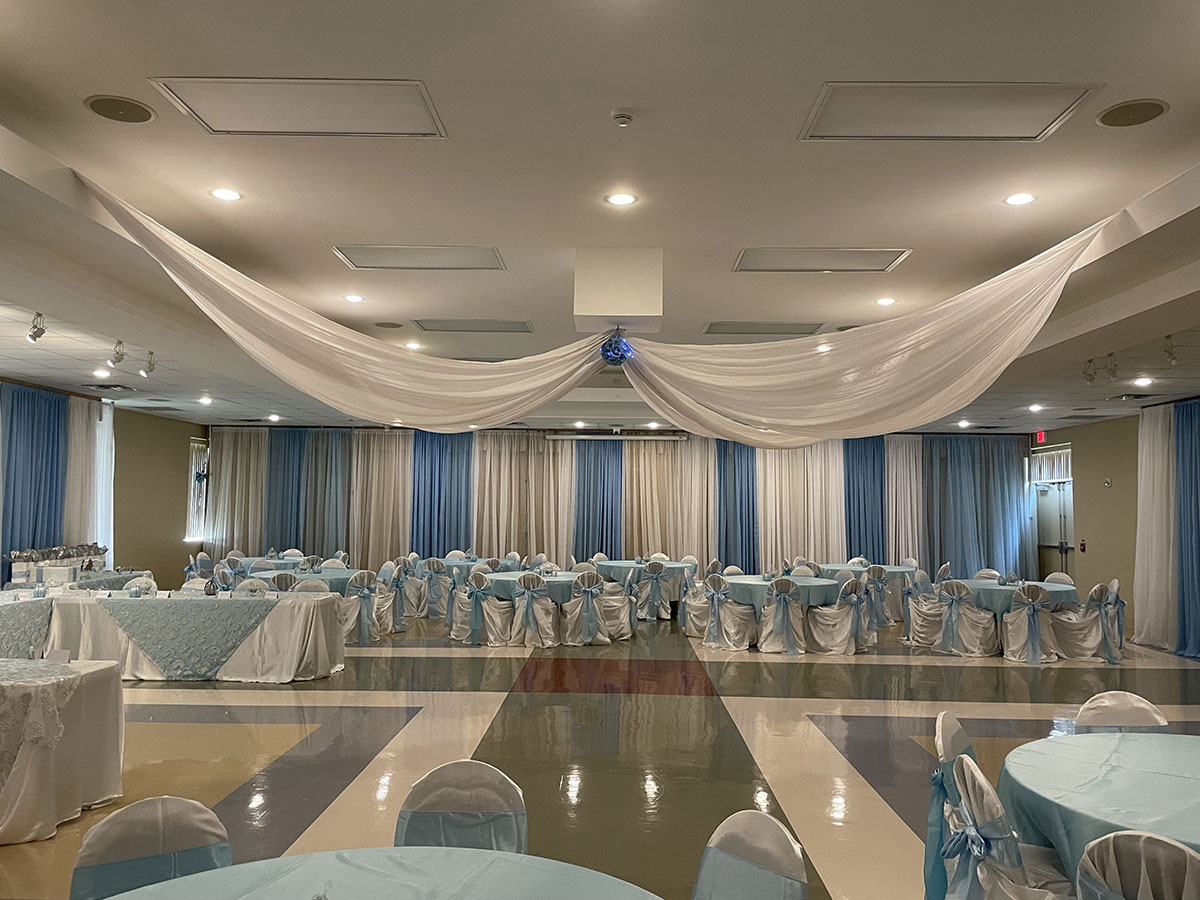 Christopher Hall - Rental Prices - Your Event, Your Style